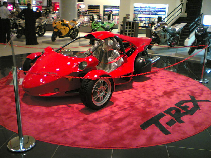 T Rex Cars Automotive Todays