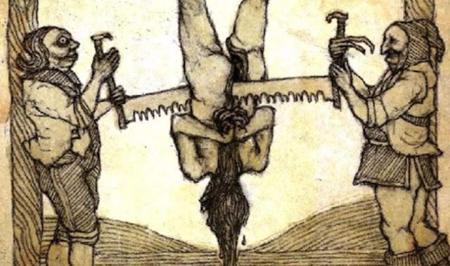 Hukuman Mati paling sadis sepanjang masa [Geraji]