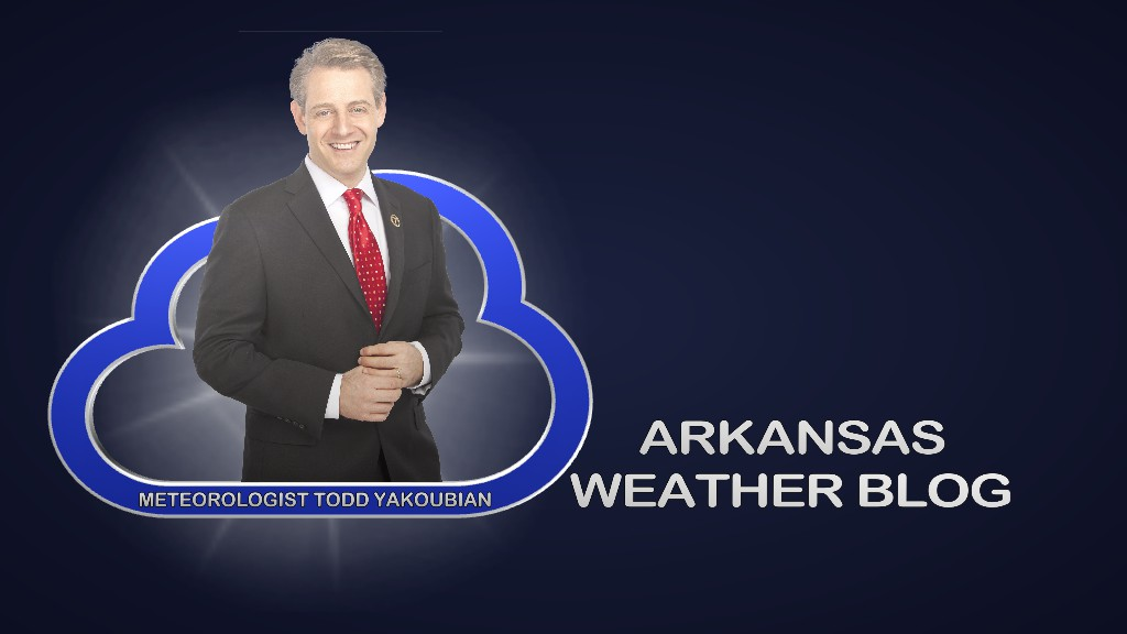 Newest posts from the Arkansas Weather Blog