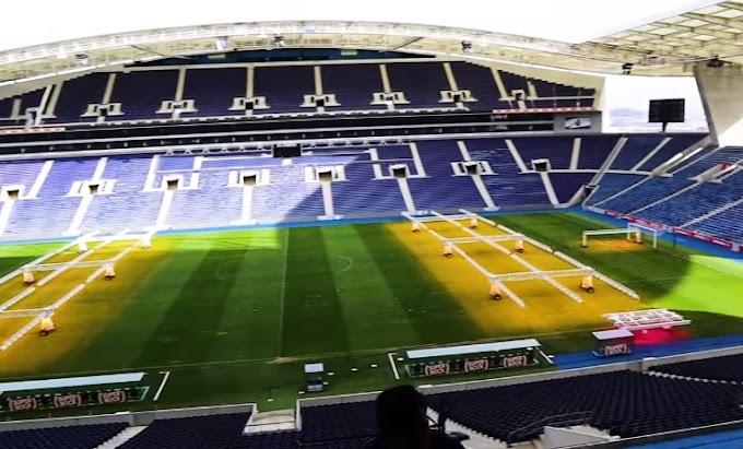 Estádio do Dragão - Euro 2004