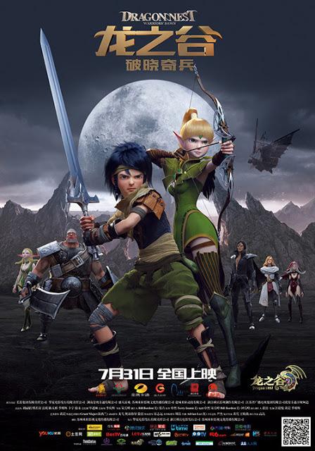 Film Dragon Nest Warriors Dawn (2014) 720p BluRay Subtitle ...