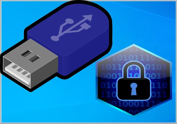 uWall :  Δημιουργήστε κρυφά διαμερίσματα στο USB στικάκι σας