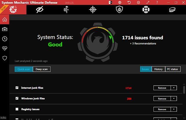 Screenshot System Mechanic Ultimate Defense 19.1.2.69 Full Version