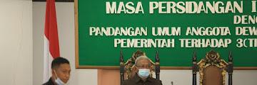 Wakil Wali Kota Mengikuti Rapat Paripurna XIII DPRD Kota Tarakan Masa Sidang I