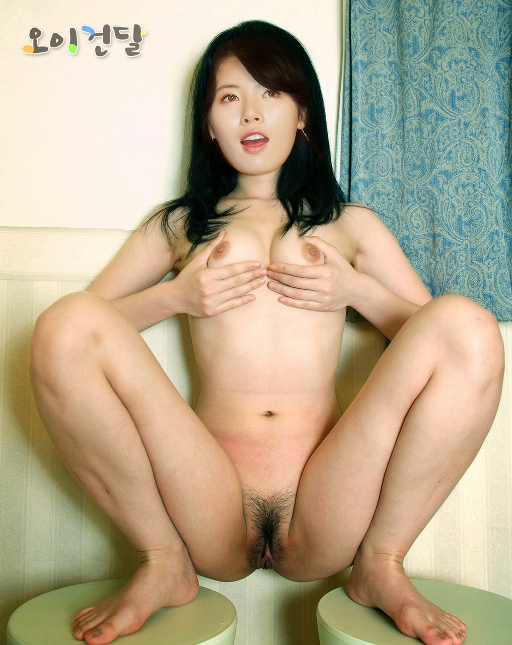 Korean movie-star nude final