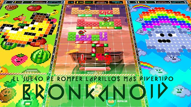 "Bronkanoid, videojuego homenaje a ""La Vida Moderna"""