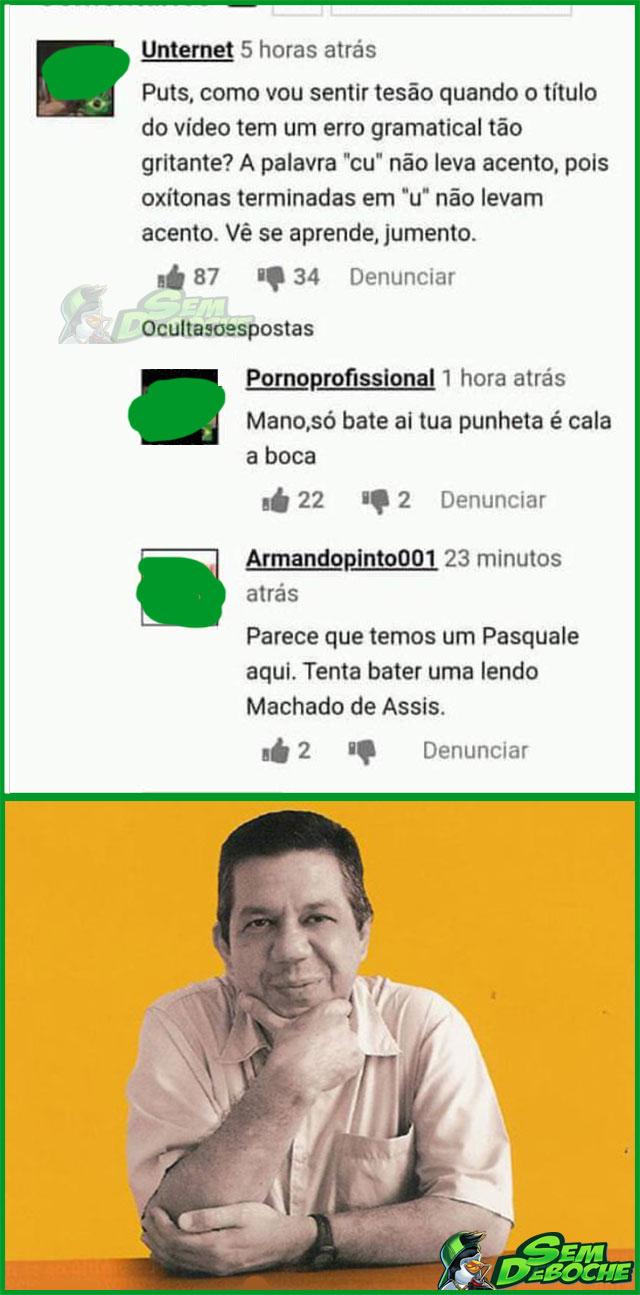 PASQUALE DO PORNÔ