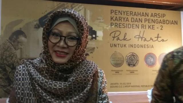 Keluarga Cendana Serahkan Harta Karun Milik Soeharto ke Negara