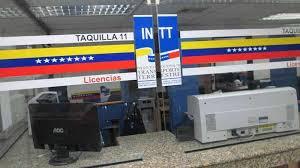 El INTT ofrece atención presencial de usuarios en sus sedes regionales
