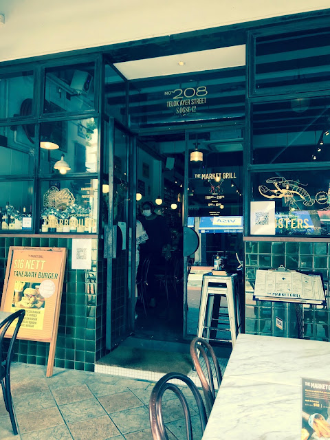 The Market Grill, Telok Ayer