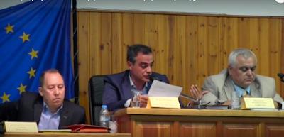 Καρυπίδης, Ζεμπιλιάδου και Σαββόπουλος έβγαλαν ...μαχαίρια για τα έργα της λίμνης (video)