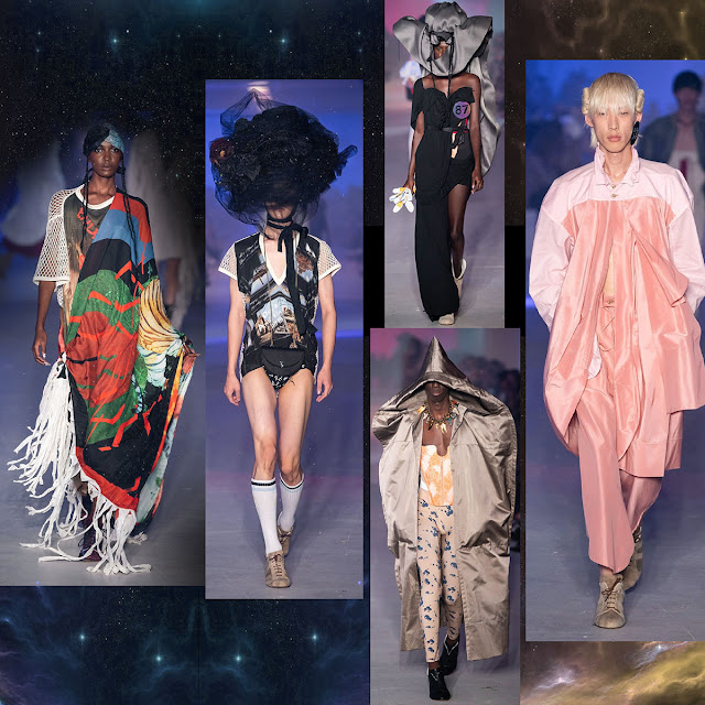 Vivienne Westwood Spring Summer 2020 Paris Fashion Week by RUNWAY MAGAZINE