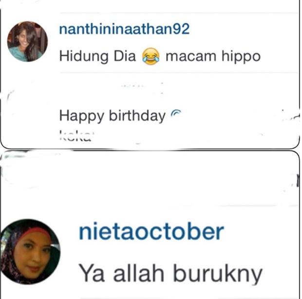 Siti Sarah BIDAS Kritikan Netizen Mengutuk Hidungnya Di Laman Instagram... MAKAN DALAM!!