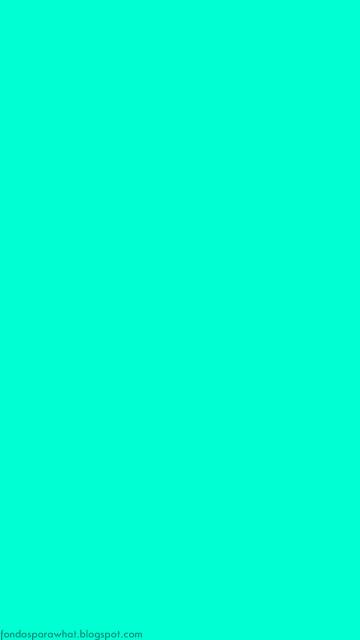 Fondo de Pantalla de Color Aguamarina