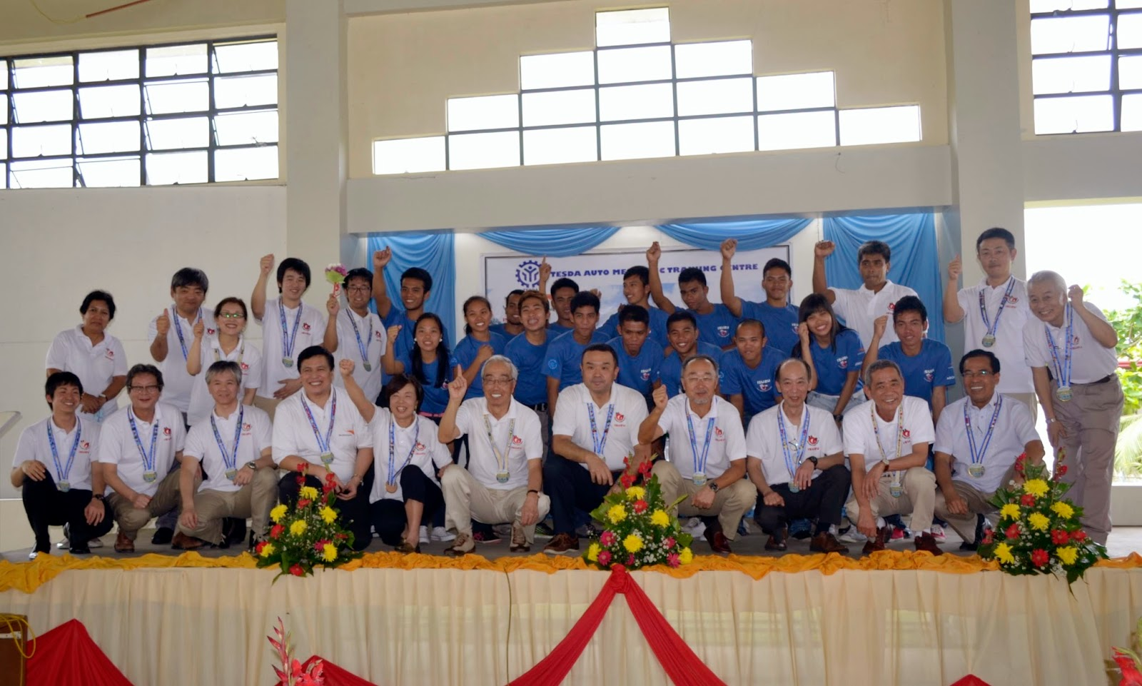 Isuzu Auto Mechanic Training Center in Tacloban