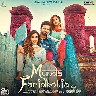 Munda Faridkotia 2019 Punjabi 720p WEBRip