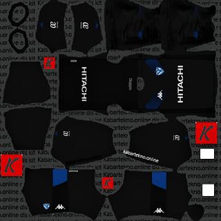 Velez Sarsfield 2020 GK Home Kits DLS 20