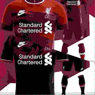 gambar ringan jersey liverpool musim 2020-2021