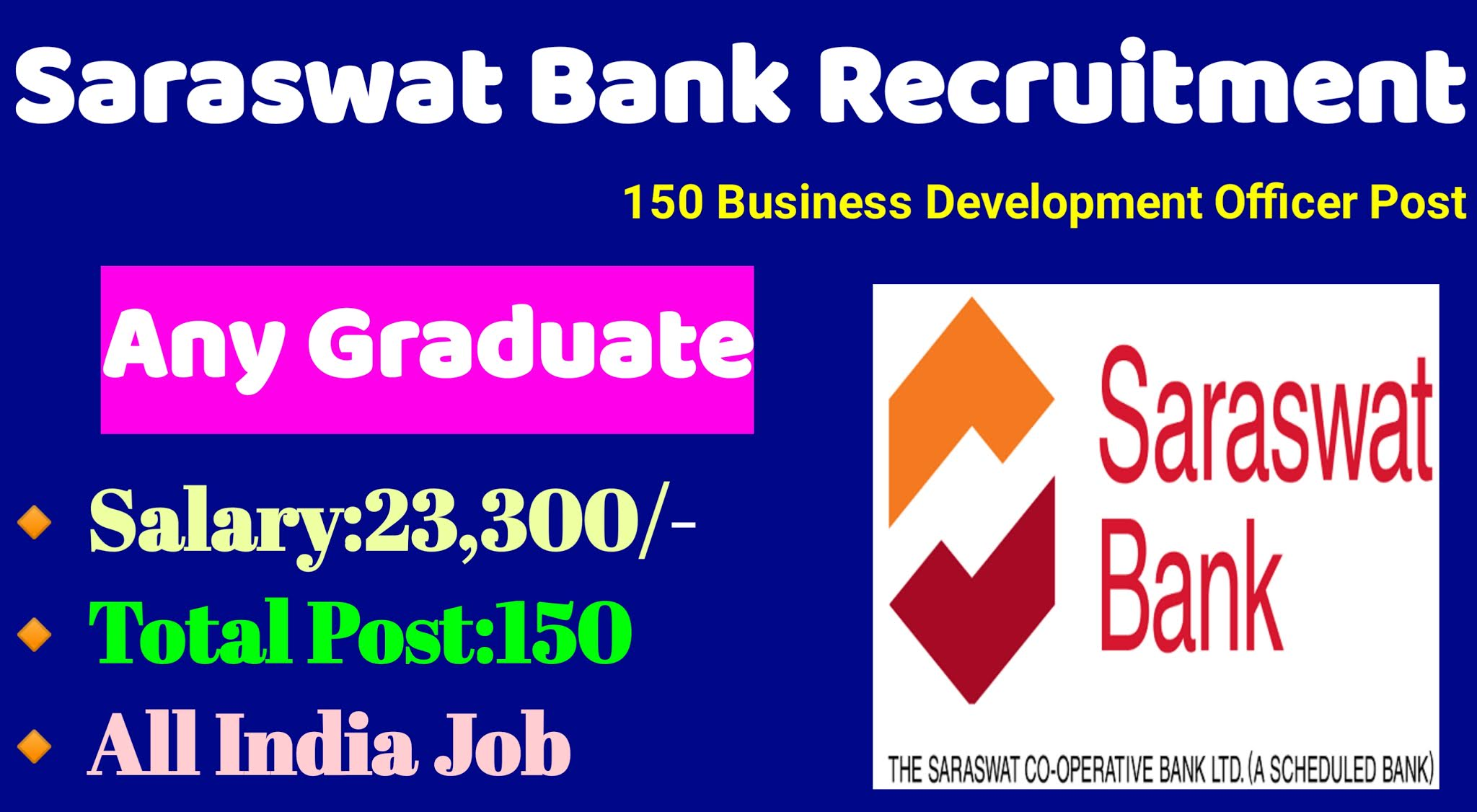 Saraswat bank recruitment, Saraswat bank recruitment 2021,bank jobs, saraswat bank recruitment apply online, saraswat bank vacancy 2021, saraswat bank,saraswat bank recruitment salary,saraswat bank recruitment notification