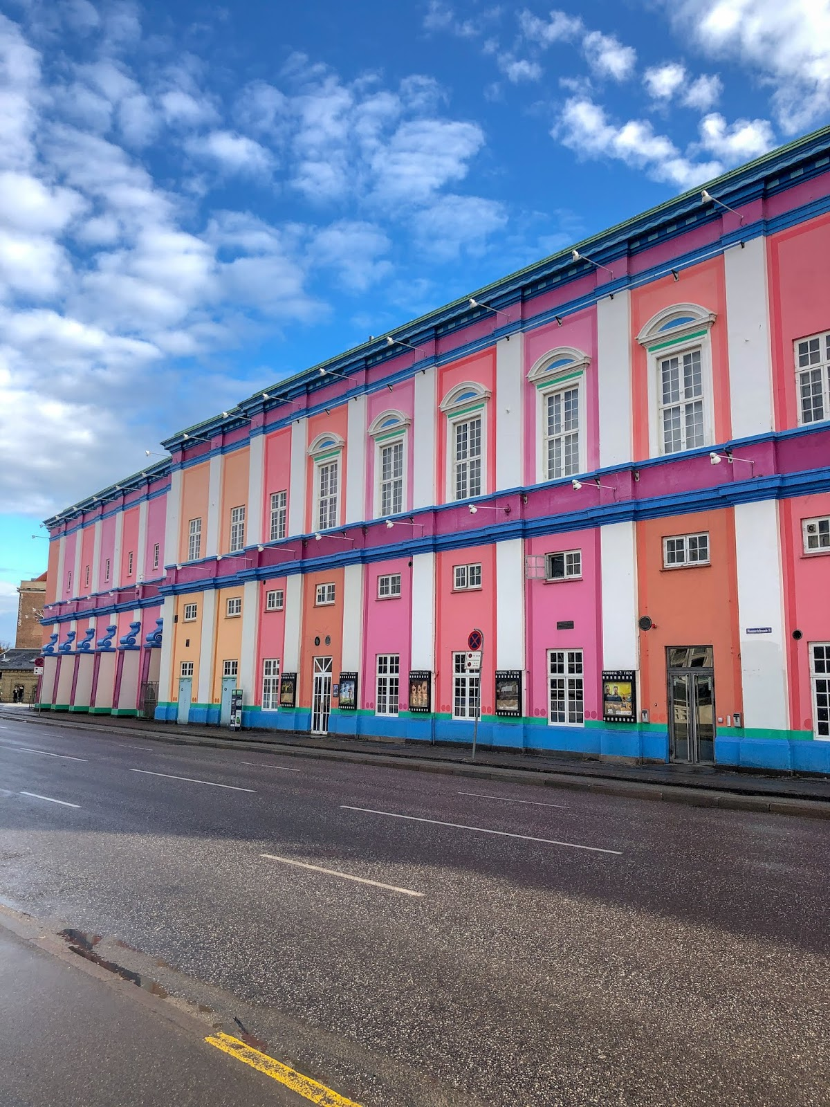 copenhagen palads teatret