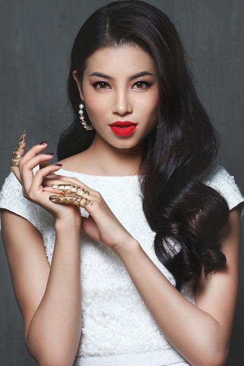 Phạm Hương - Hoa hậu hoàn vũ 2015 2