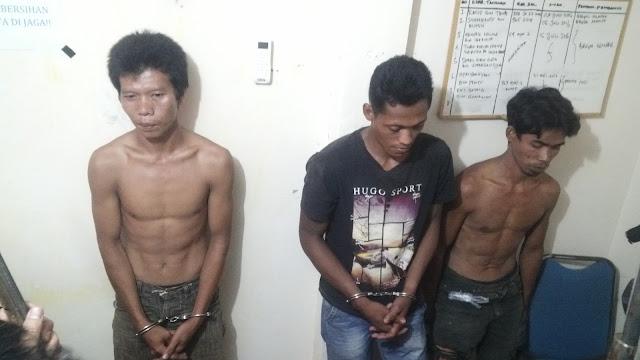 Kemis Dihadiah Polsek Talang Ubi Pada Hari Kamis
