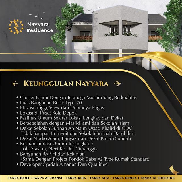 Nayyara Residence Depok