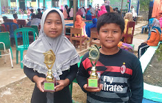 MIS Nurul Huda Membawa Dua Piala Kejuaraan Di Aksioma MI Se-Kabupaten Rokan Hulu Tahun 2018