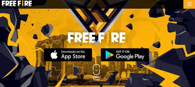 Free Fire Kode Redeem