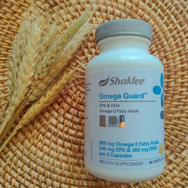 Omega guard shaklee untuk ibu hamil