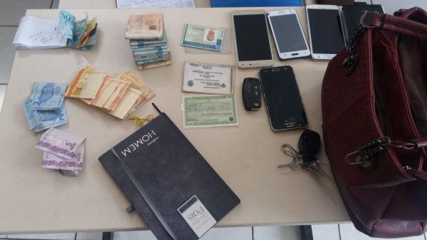 POLÍCIA - Quarteto são presos em Caxias suspeitos de portar dinheiro falso