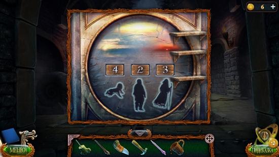 верно поставлены все таблички с числами в игре затерянные земли 4 скиталец