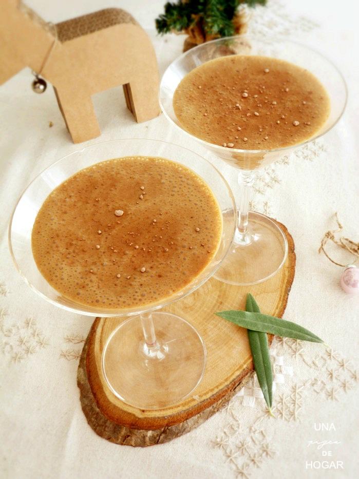 crema de whisky en copas