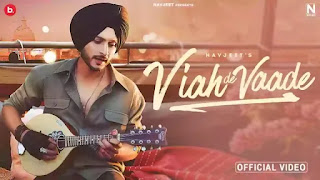 Checkout Navjeet new song Viah de vaade & its lyrics are also penned by Navjeet