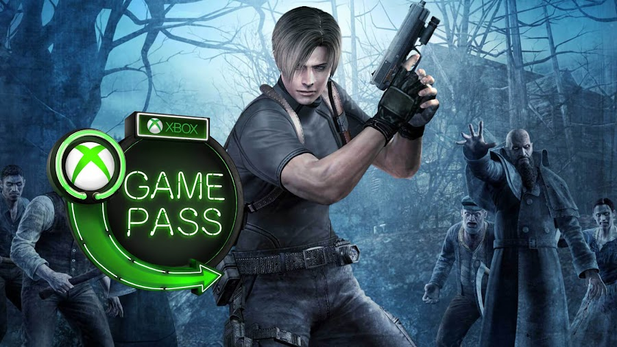 xbox game pass 2019 resident evil 4 xb1