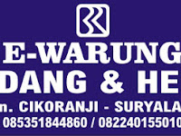 Download Contoh Spanduk e-warung.cdr