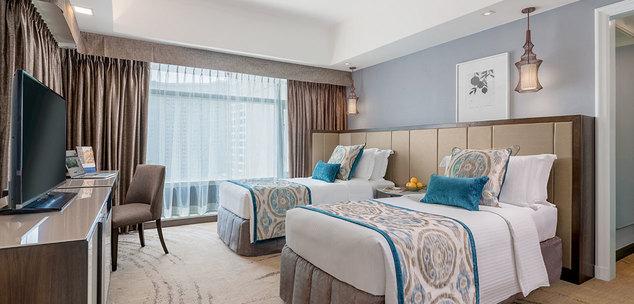 Ascott Hotel Makati Promo Deal Grocer