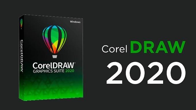 ✅ | DESCARGAR COREL DRAW PRO 2020 FULL - PRE ACTIVADO
