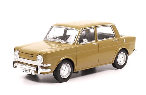 SIMCA 1000 coches inolvidables salvat