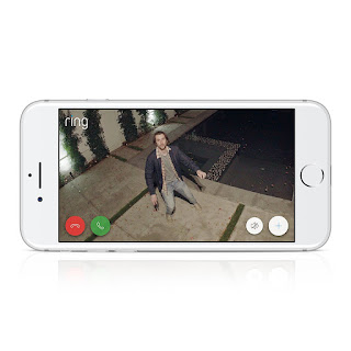 Ring Video Doorbell Pro Camera Security