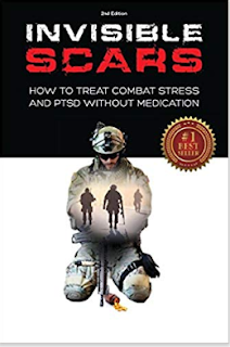 Post traumatic stress disorder treatment options scars