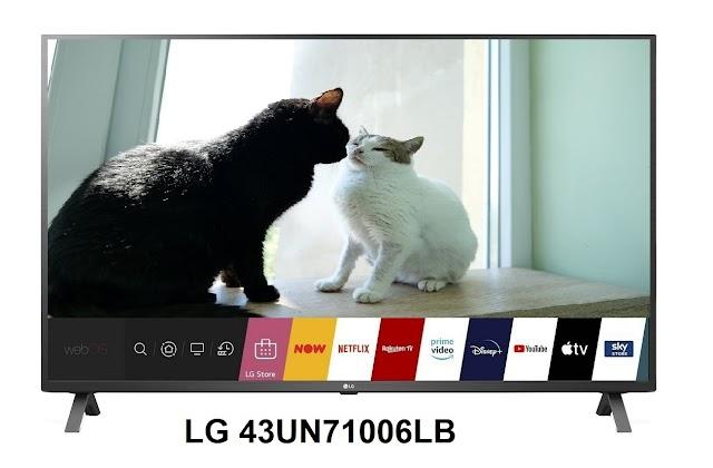 LG 43UN71006LB TV