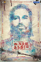 Dhanush, Upcoming Tamil Movie Jagame Thandhiram Poster, release date