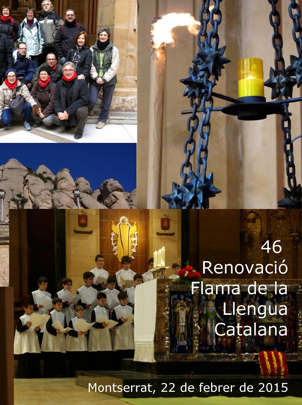 46 Renovació de la Flama Catalana