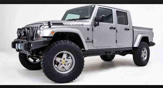 2017 Jeep Scrambler Redesign