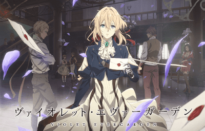Violet Evergarden BD Subtitle Indonesia [Batch]