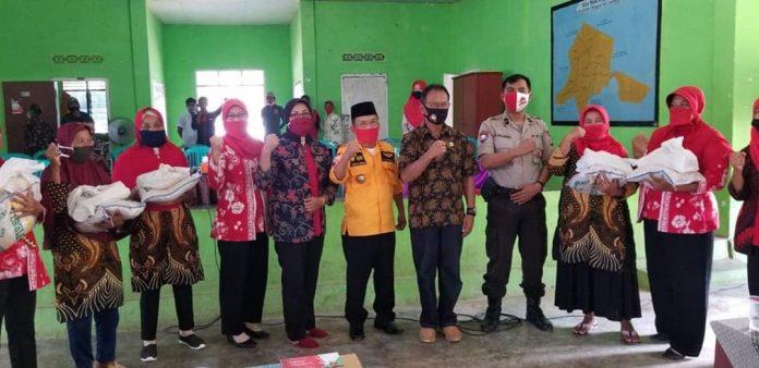 Ketua DPRD Provinsi Lampung Mingrum Gumay Gelar Sosialisasi Perda