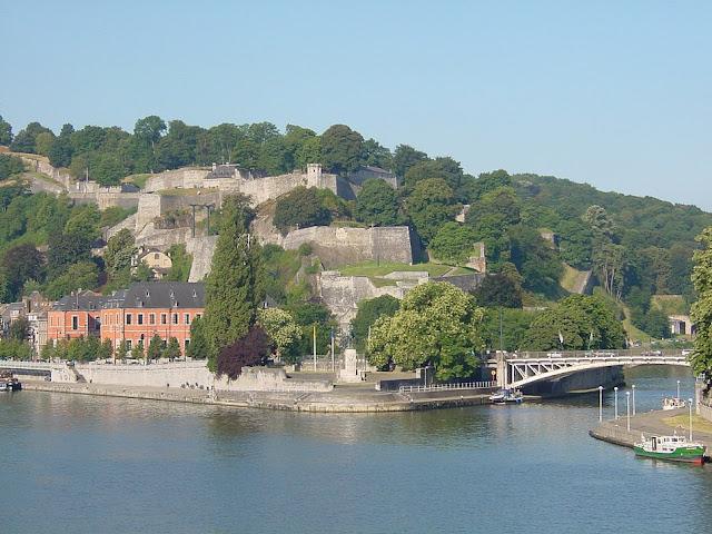Thung lũng Meuse – Bỉ