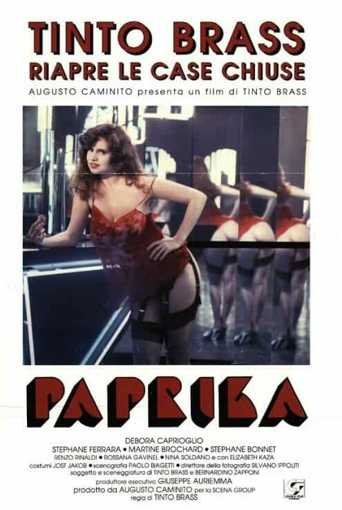 18+ Paprika 1991 UNRATED Italian 480p 300MB