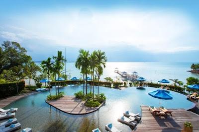 Nikmati Pesona Alam Batam di Pantai Nongsa, Pantai Paling Cantik Mempesona di Batam